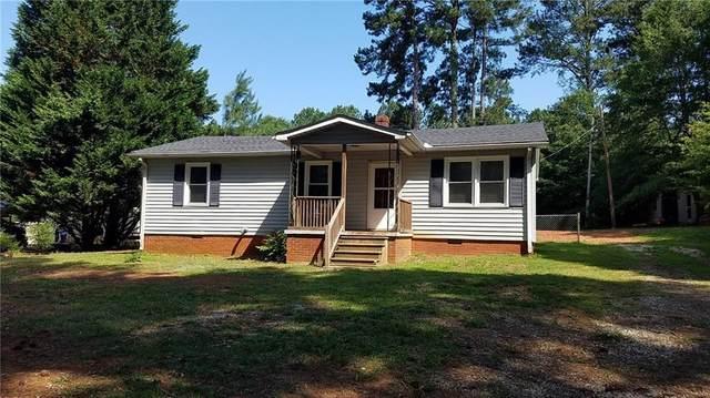 113 Hanvey Drive, Seneca, SC 29672 (MLS #20240325) :: Tri-County Properties at KW Lake Region