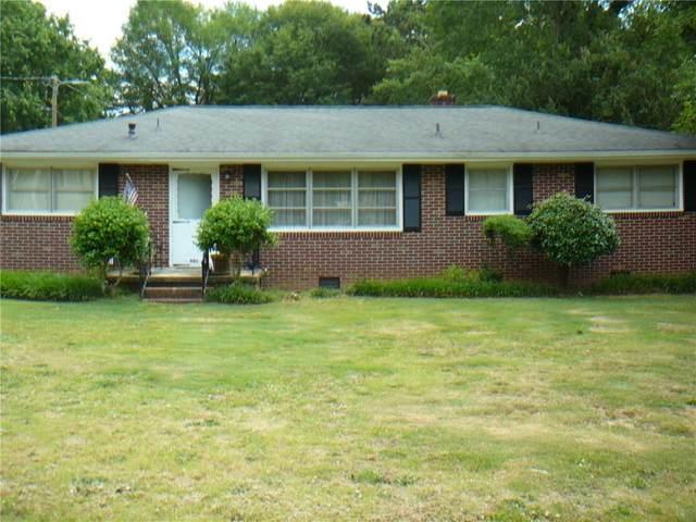 401 Oak Drive, Anderson, SC 29625 (#20240327) :: J. Michael Manley Team