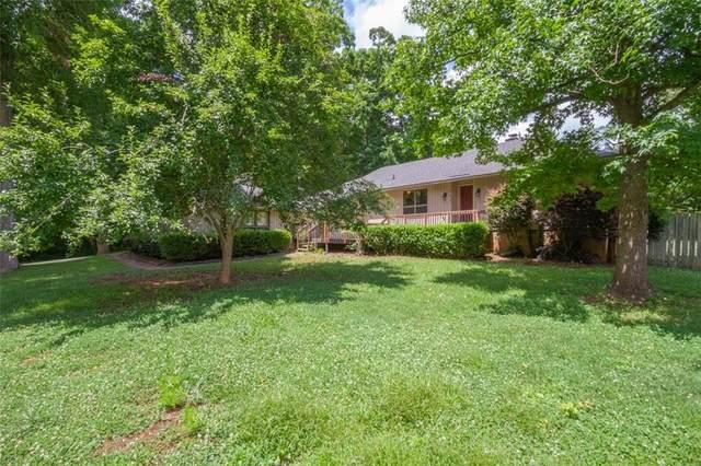501 Oakwood Estates Drive, Anderson, SC 29621 (MLS #20240335) :: Les Walden Real Estate