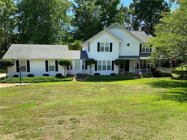 505 Regency Circle, Anderson, SC 29625 (MLS #20240371) :: The Powell Group