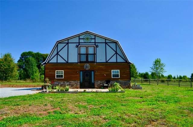 105 Richey Road, Fair Play, SC 29643 (MLS #20240376) :: Tri-County Properties at KW Lake Region