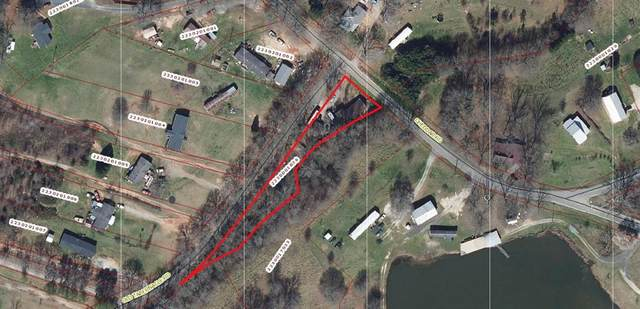 101 Old Tabernacle Road, Belton, SC 29627 (MLS #20240390) :: The Powell Group