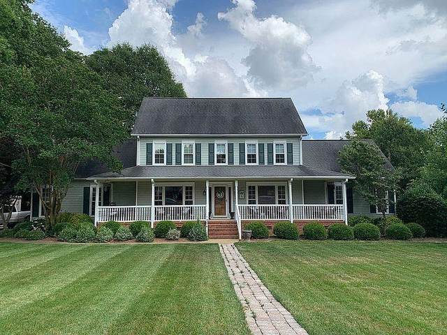 206 Planters Walk Drive, Easley, SC 29642 (#20240400) :: Realty ONE Group Freedom
