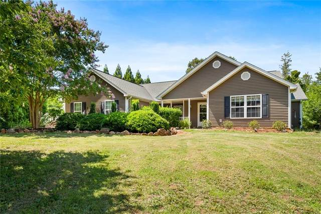 201 Inlet Drive, Anderson, SC 29625 (MLS #20240420) :: Tri-County Properties at KW Lake Region