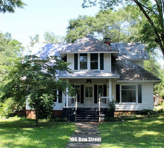 106 Bow Street, Westminster, SC 29693 (MLS #20240422) :: Tri-County Properties at KW Lake Region