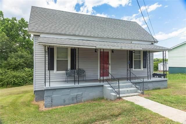 2 Fuller Street, Pelzer, SC 29669 (MLS #20240424) :: The Powell Group