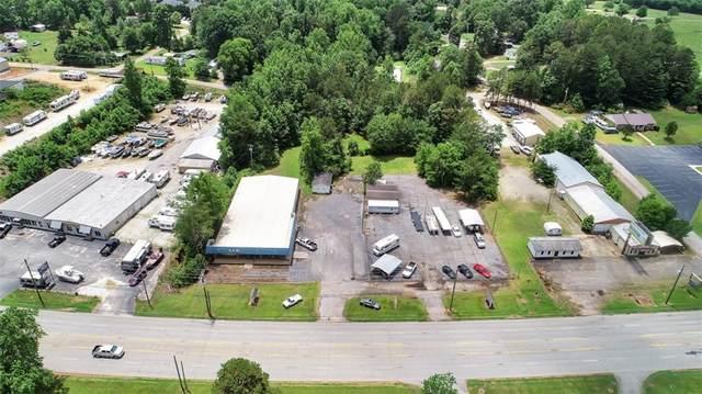 1785 Blue Ridge Boulevard, Seneca, SC 29672 (MLS #20240427) :: The Powell Group