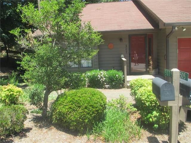 507 Sullivans Way, Seneca, SC 29672 (MLS #20240449) :: Tri-County Properties at KW Lake Region