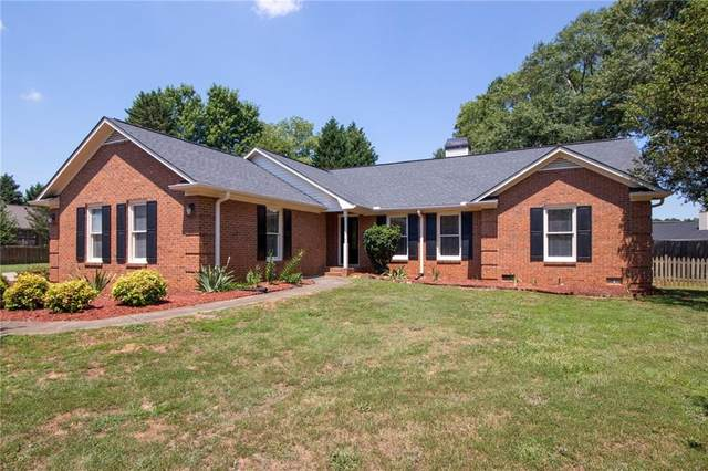 203 Canebrake Drive, Anderson, SC 29621 (MLS #20240451) :: The Powell Group