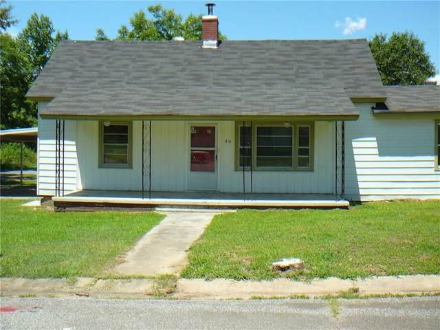 416 Vandiver Street, Anderson, SC 29624 (MLS #20240453) :: Lake Life Realty