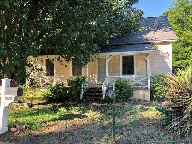 630 Bamberg Street, Calhoun Falls, SC 29628 (MLS #20240458) :: Les Walden Real Estate