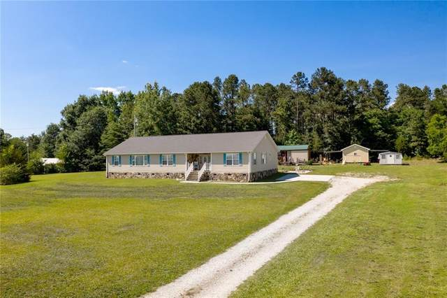 622 Lake Secession Road, Abbeville, SC 29620 (MLS #20240461) :: The Powell Group