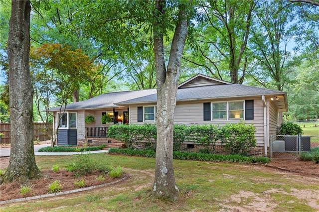303 Old Colony Court, Anderson, SC 29621 (MLS #20240462) :: Tri-County Properties at KW Lake Region