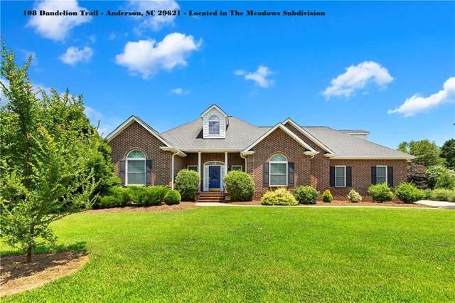 108 Dandelion Trail, Anderson, SC 29621 (MLS #20240465) :: Les Walden Real Estate
