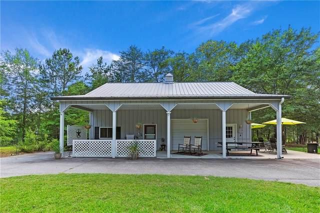 418 La Z Acres Drive, Westminster, SC 29693 (MLS #20240467) :: Tri-County Properties at KW Lake Region