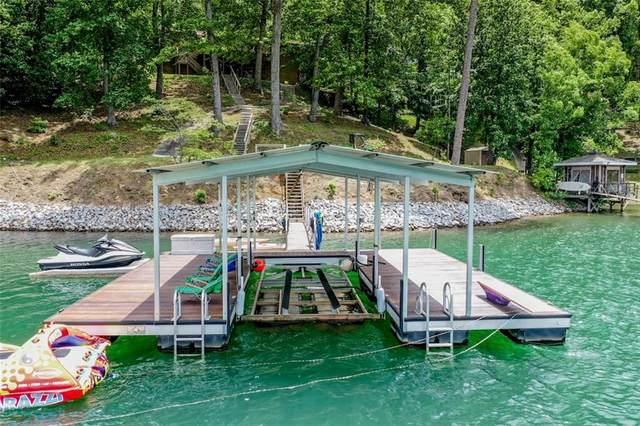 313 Harbor Drive, Seneca, SC 29672 (MLS #20240468) :: Tri-County Properties at KW Lake Region