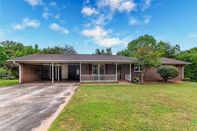 106 Dorr Circle, Easley, SC 29640 (#20240470) :: Realty ONE Group Freedom