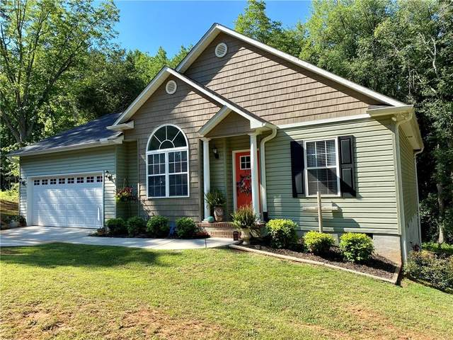 305 Rice Cemetery Road, Anderson, SC 29621 (MLS #20240494) :: Tri-County Properties at KW Lake Region