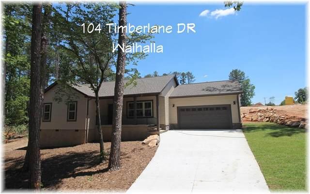104 Timberlane Drive, Walhalla, SC 29691 (MLS #20240498) :: Tri-County Properties at KW Lake Region