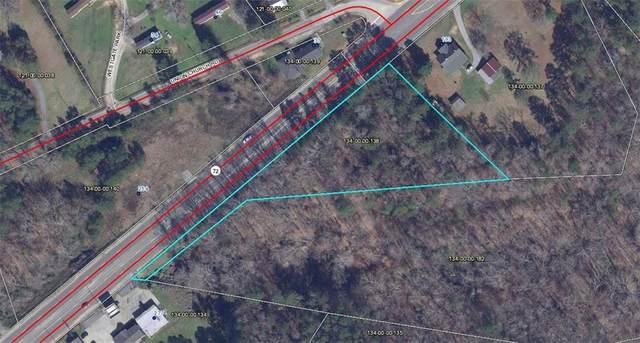 TBD Hwy 72 Highway, Abbeville, SC 29620 (MLS #20240504) :: Les Walden Real Estate