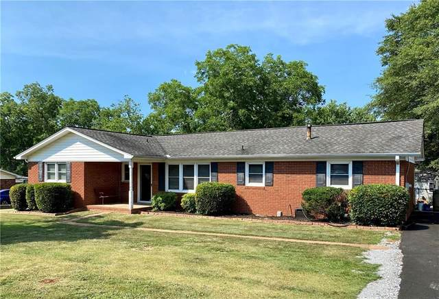 402 Mcgee Road, Anderson, SC 29625 (MLS #20240521) :: The Powell Group
