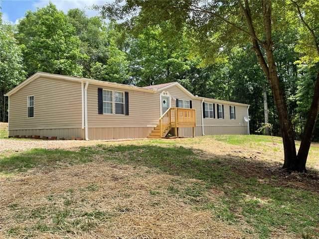 319 Secona Road, Pickens, SC 29671 (MLS #20240525) :: Les Walden Real Estate