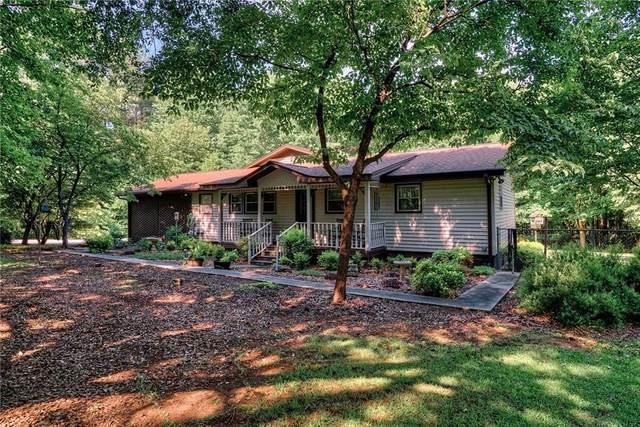 140 Heritage Farms Road, West Union, SC 29696 (MLS #20240545) :: Les Walden Real Estate