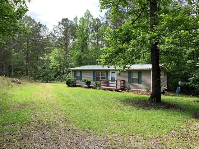 271 Shaw Road, Lowndesville, SC 29659 (MLS #20240549) :: Les Walden Real Estate