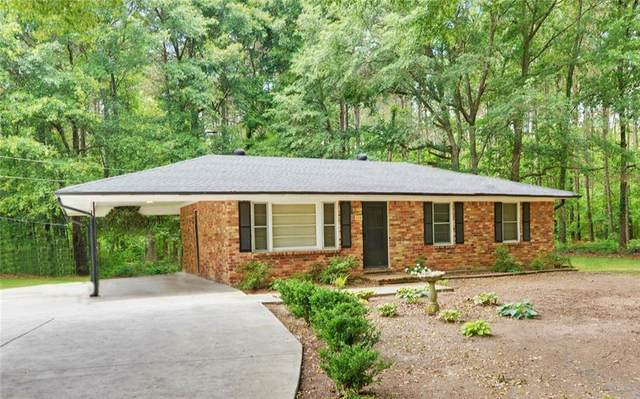 124 Bannister Drive, Hartwell, GA 30643 (MLS #20240551) :: The Powell Group