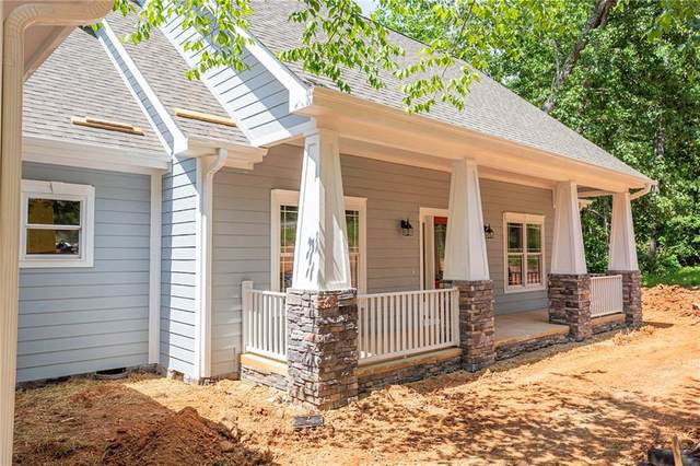 Lot 121 White Pine Lane, Seneca, SC 29672 (#20240555) :: Modern