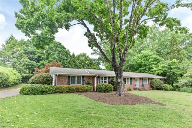 2806 Echo Trail, Anderson, SC 29621 (MLS #20240561) :: The Powell Group