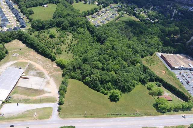 00 N 81 Highway, Anderson, SC 29621 (MLS #20240570) :: Les Walden Real Estate
