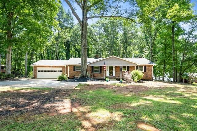 303 Jolly Acres, Anderson, SC 29621 (MLS #20240577) :: Les Walden Real Estate