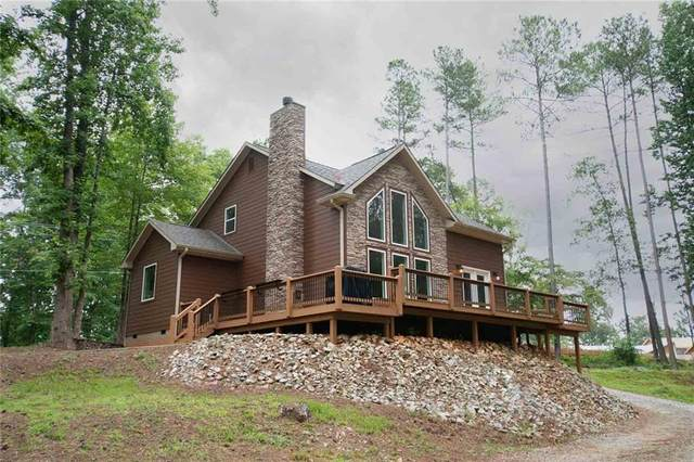 1203 Clear Sail Way, West Union, SC 29696 (MLS #20240582) :: The Powell Group