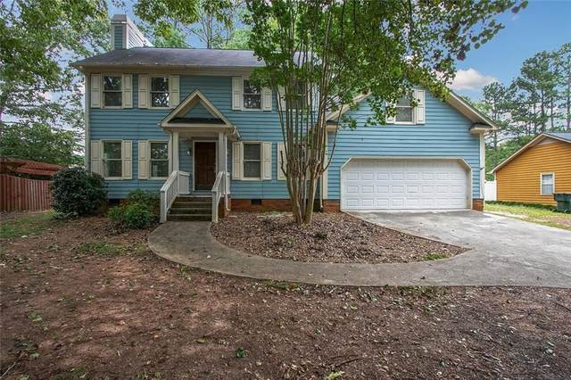 840 Shoresbrook Drive, Spartanburg, SC 29301 (MLS #20240593) :: EXIT Realty Lake Country