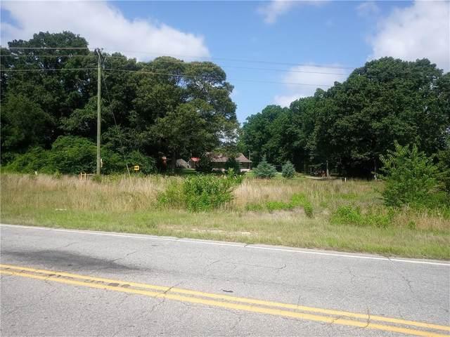 00 S Union Rd/Sc 11 Intersection Corner, Fair Play, SC 29643 (MLS #20240602) :: Les Walden Real Estate