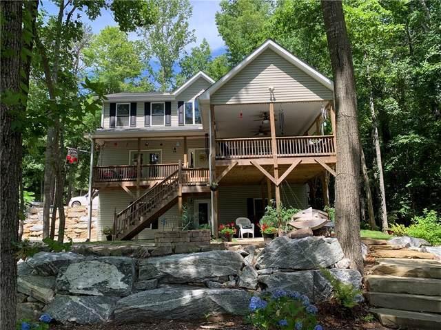 23029 Mcdonald Point Road, Seneca, SC 29672 (MLS #20240608) :: Les Walden Real Estate