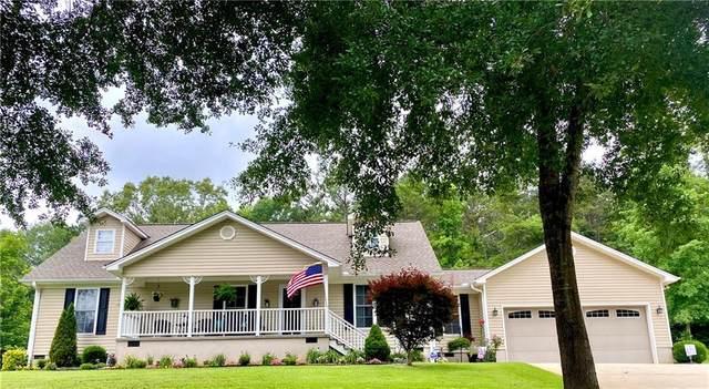 123 Richland Creek Drive, Westminster, SC 29693 (MLS #20240617) :: Les Walden Real Estate