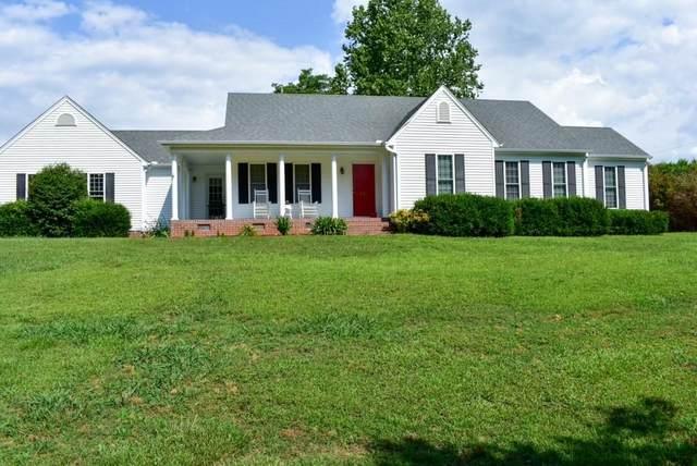 521 Coneross Creek Road, Seneca, SC 29678 (MLS #20240628) :: Les Walden Real Estate