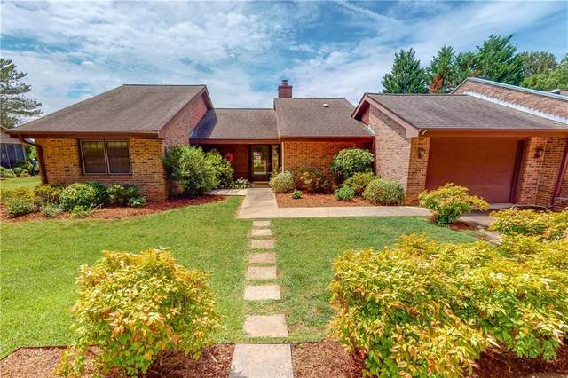 122 Downs Boulevard, Clemson, SC 29631 (#20240637) :: Realty ONE Group Freedom
