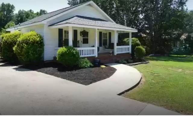 239 Shady Grove Road, Pickens, SC 29671 (MLS #20240643) :: Les Walden Real Estate