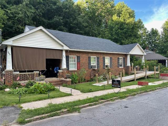 945 W Branch Avenue, Newry, SC 29665 (MLS #20240650) :: Les Walden Real Estate