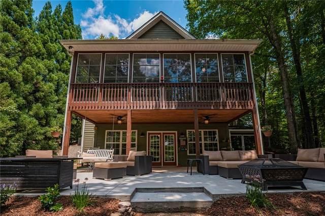 141 W Waters Edge Lane, West Union, SC 29696 (MLS #20240655) :: Les Walden Real Estate