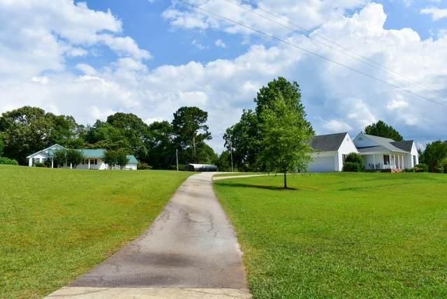 517 & 521 Coneross Creek Road, Seneca, SC 29678 (MLS #20240667) :: Les Walden Real Estate