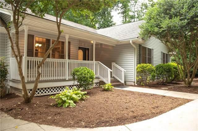426 South Cove Road, Seneca, SC 29672 (MLS #20240688) :: Les Walden Real Estate