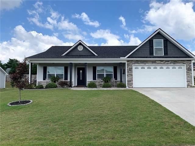 17 Robin Drive, Anderson, SC 29626 (MLS #20240788) :: The Powell Group