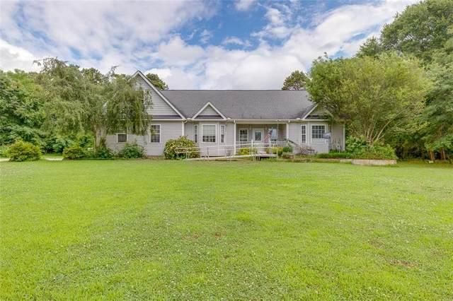 388 Oakdale Road, Townville, SC 29689 (#20240799) :: Expert Real Estate Team