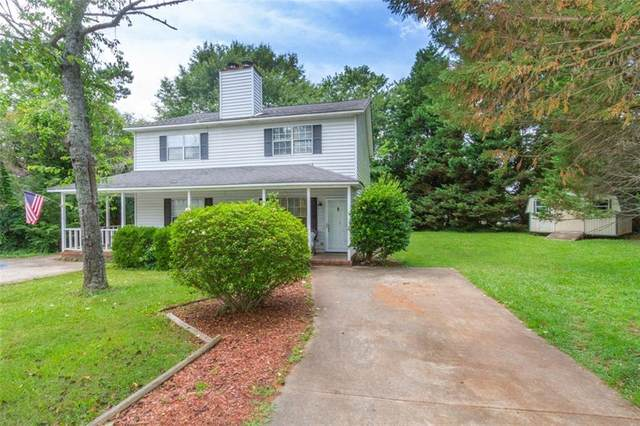 105 Paul Revere Trail, Anderson, SC 29621 (MLS #20240812) :: The Powell Group
