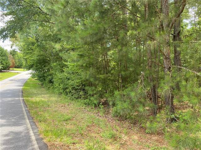 Lot W Winding Way, Hartwell, GA 30643 (MLS #20240816) :: Les Walden Real Estate