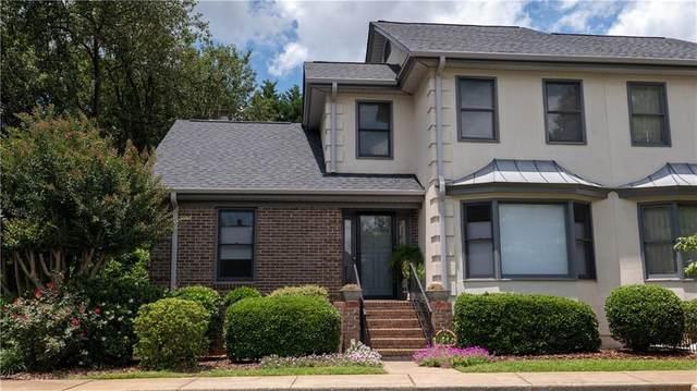 1001 Cobb's Glen Drive, Anderson, SC 29621 (MLS #20240819) :: Les Walden Real Estate